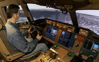 commercial-flight-simulator